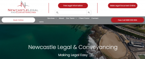 newcastle legal and conveyancing