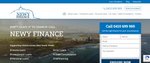 newy finance in newcastle