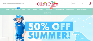 ollie's place kidswear in adelaide