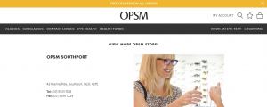 opsm in gold coast