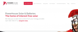powerhouse solar and batteries in sydney