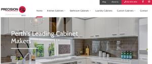 precision cabinet makers in perth