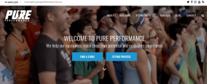 pure performance store in newcastle