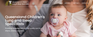 queensland children's lung and sleep specialists