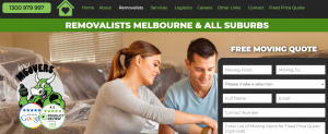 removalists melbourne services