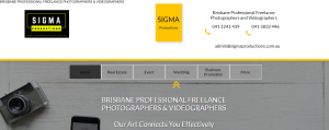 sigma productions in brisbane