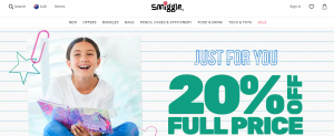 smiggle stationery store in canberra