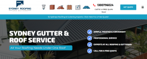 sydney roofing and gutters