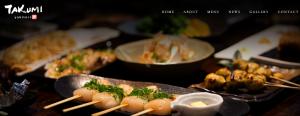 takumi yakitori japanese restaurant in adelaide