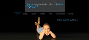 the west australian school of dance in perth