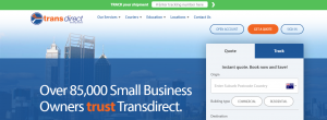 transdirect in melbourne