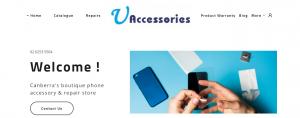 u accessories phone repair in canberra