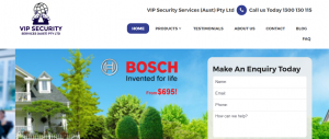 vip security systems in melbourne