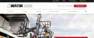 watm crane sales and services in adelaide