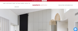 western cabinets in perth
