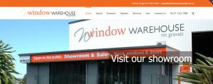 window warehouse in brisbane