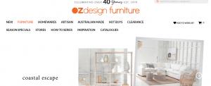 oz design furniture in canberra