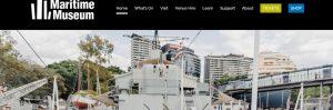 Maritime Museum in Brisbane