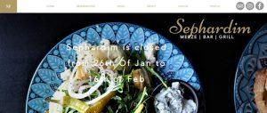 Sephardim Greek cuisine in Newcastle