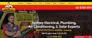 Service Heroes HVAC Services in Sydney