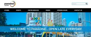 Paradise Shopping Centre in Gold Coast