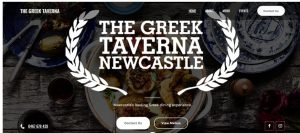 The Greek Taverna in Newcastle