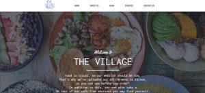 The Village Greek cuisine in Newcastle