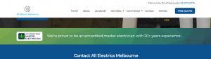 All Electrics in Melbourne