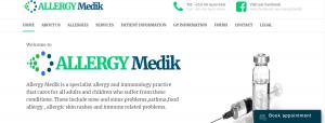 Allergy Medik immunology services in Perth