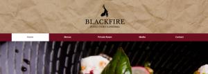 Blackfire Greek Restaurant in Canberra