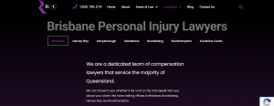 Brisbane Personal Injury compensation lawyers