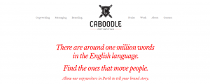 Caboodle Copywriting in Perth