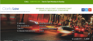 Clarity Law services in Brisbane
