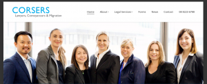 Corsers Property Lawyers in Adelaide