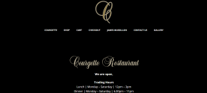 Courgette Restaurant in Canberra