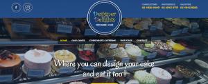 Designer Delights cakes in Newcastle