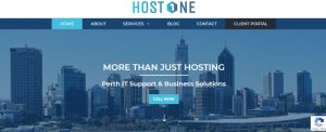 Host One services in Perth