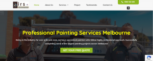 IRS Painting Services in Melbourne