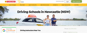 LTrent Driving School in Newcastle