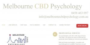 Melbourne CBD Psychology Services