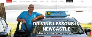 Motorn Driving School in Newcastle