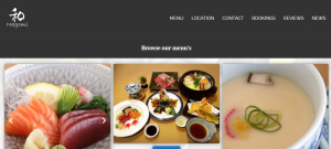 Nagomi Sushi Restaurant in Adelaide