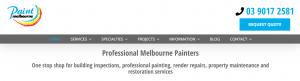 Paint Melbourne services