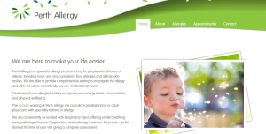 Perth Allergy services