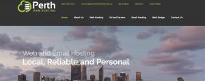 Perth Web Hosting services