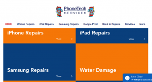 PhoneTech repair services in Adelaide