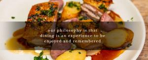 Rustica Greek cuisine in Newcastle