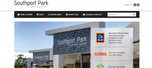 Southport Park Shopping Centre in Gold Coast