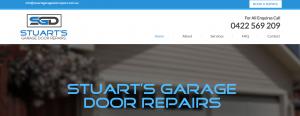 Stuart's Garage Door Repairs in Melbourne