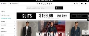Tarocash suits in Perth